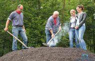 Eröffnung der Meilerwoche in Eslohe am 12.08.2016