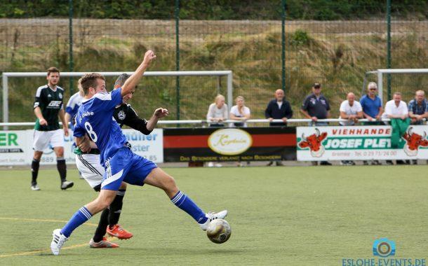 BC Eslohe - VfL Bad Berleburg 1:1