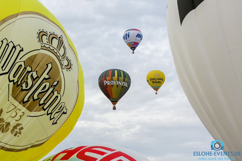 Warsteiner Internationale Montgolfiade 02.09.2016