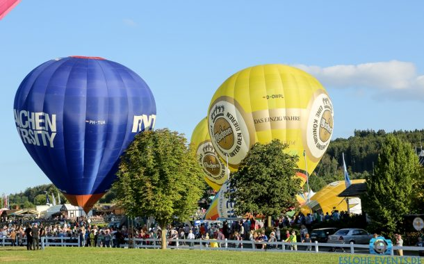 Warsteiner Internationale Montgolfiade 06.09.2016