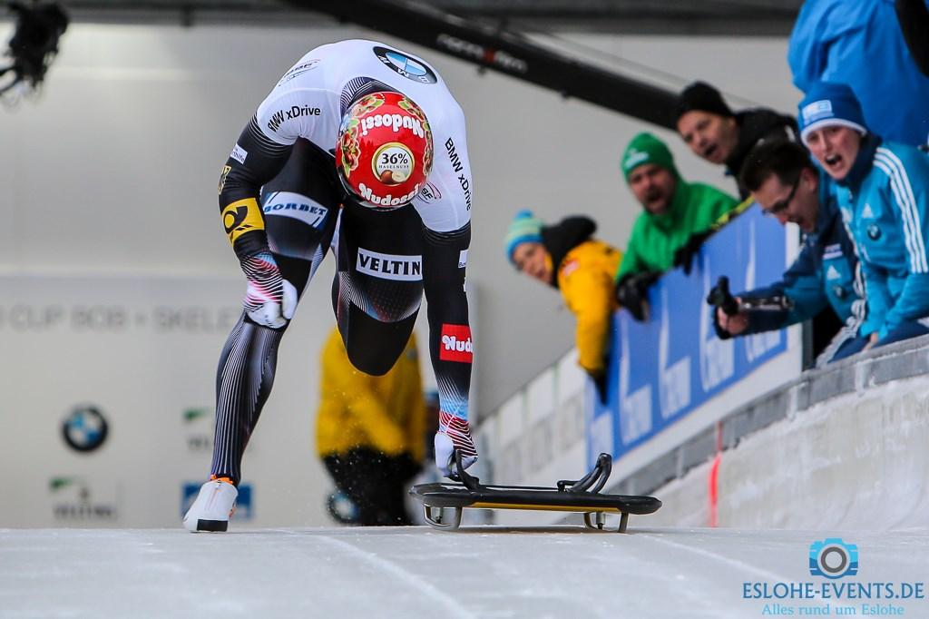 BMW_IBSF_Weltcup_Bob_Skeleton Weltcup in Winterberg