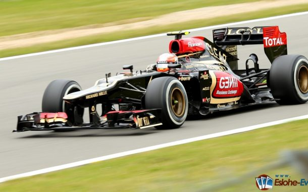 Formel Eins am Nürburgring 2013