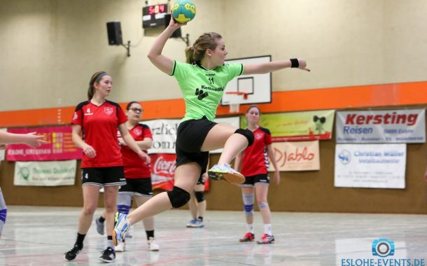 Handball Damen BC Eslohe - TV Lössel 58:8