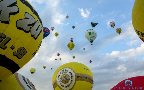 Warsteiner Internationale Montgolfiade 11.09.2015