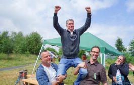 Schützenfest Montag in Eslohe 26.06.2017