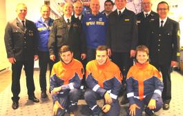 """Feuerwehr-Sonntag"""" geht beim FIS Skisprung Weltcup 2018 in die achte Runde"""