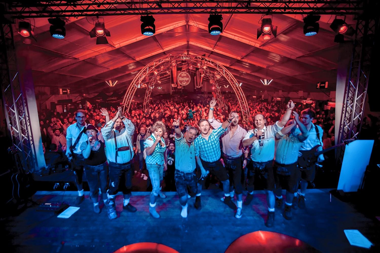 Die HIMMELTALER rocken vom 2. bis 4. Februar 2018 den Weltcup in Willingen