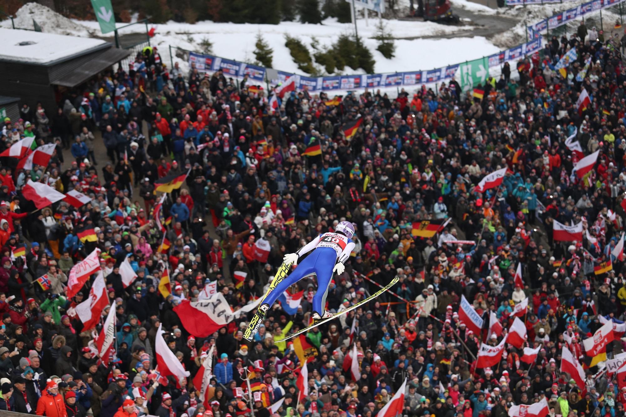 FIS Skisprung Weltcup in der heißen Phase Ski-Club Willingen hofft auf 50.000 Zuschauer