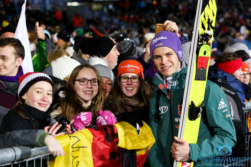 FIS Skisprung Weltcup Qualifikation 02.02.2018