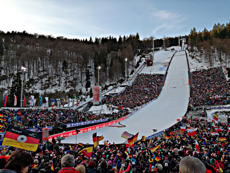 FIS Skisprung Weltcup auf der Mühlenkopfschanze vom 15. bis 17. Februar 2019 Ticket-Vorverkauf für Top-Veranstaltung des Ski-Club Willingen startet am 4. Oktober
