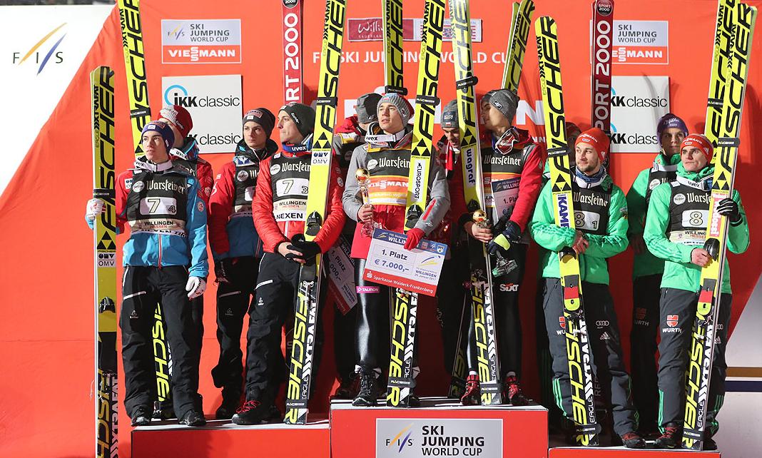 FIS-Entscheidung nach Ausfall in Titisee-Neustadt Willingen erhält einen zusätzlichen Team-Weltcup am 15. Februar