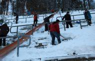 Schneeräumen, die Zweite! Bürgermeister bittet Kollegen um Hilfe Ski-Club Willingen sucht wieder Freiwillige für Helfereinsatz