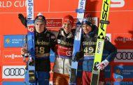 Willinger Skisprung-Märchen ist wahr geworden Stephan Leyhe krönte Jubiläum mit erstem Weltcup-Sieg