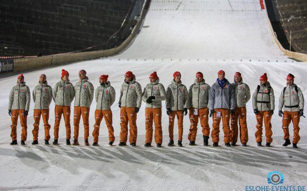 Qualifikation und Eröffnungsfeier Skispringen Willingen 07.02.2020