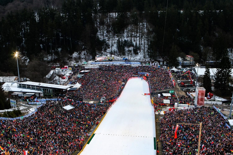 FIS Skisprung Weltcup in Willingen – jetzt personalisierte Tickets sichern!